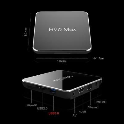 H96 Max X2 (2Gb/16GB)