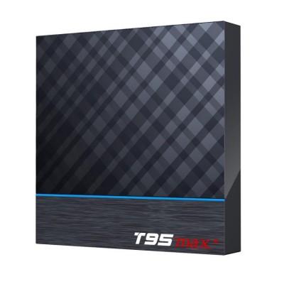 Смарт ТВ приставка T95 Max Plus (4GB/32GB)