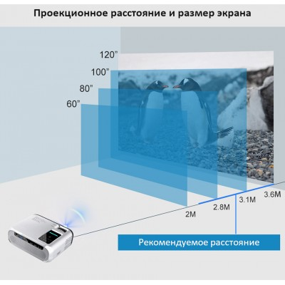 LedProjector E500 (android version)
