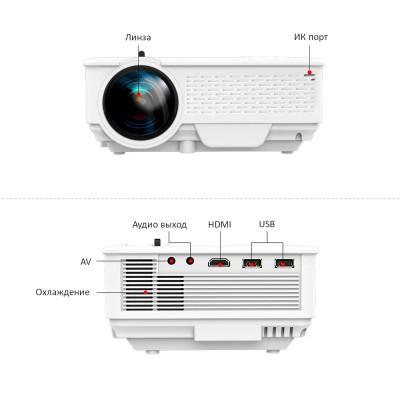 TouYinger M4 Plus 1080p (screen mirroring version)